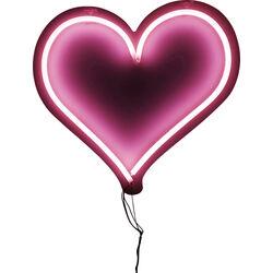 Wall Light Neon Heart