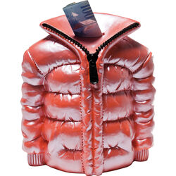 Money Box Anorak Light Pink