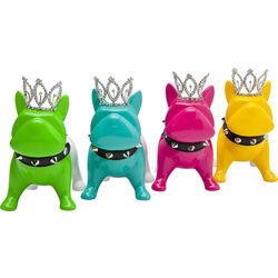 Money Box King Dog Small  Assorted
