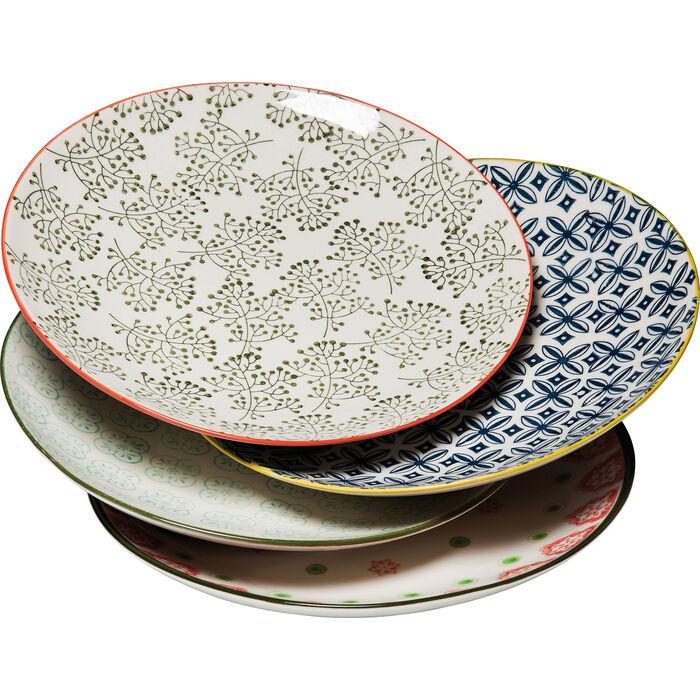 Design Teller teller grandmas flowers 25cm reload sortiert kare design