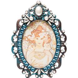 Frame Mylady Pearls Oval 9x13cm