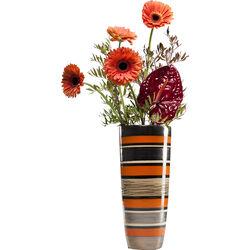 Vase Glamour Stripes 35cm