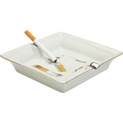 Ashtray Smoke Square