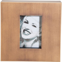 Frame Industial Look Square Copper 10x15cm