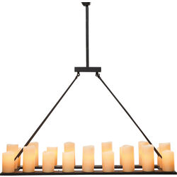 Pendant Lamp Candle Light 20-lite