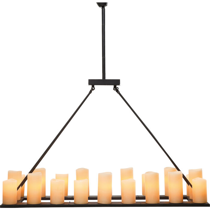 Pendant Lamp Candle Light 20 Lite Kare Design