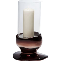 Lantern Mocca  Dark Copper 39cm