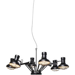 Pendant Lamp Spider Multi 6-lite