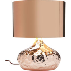 Table Lamp Rumble Copper 38cm