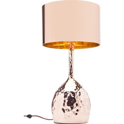Table Lamp Rumble Copper 59cm