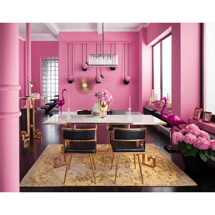 deko figur flamingo 114cm kare design. Black Bedroom Furniture Sets. Home Design Ideas