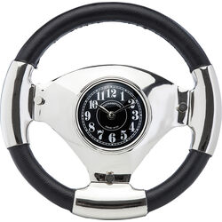 Table Clock Steering Wheel Ø31cm