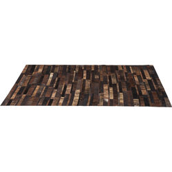 Carpet Brick Brown 170x240cm
