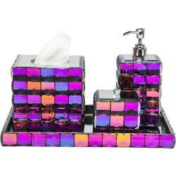 Cosmetik Set Diamonds Rainbow (4-piece)