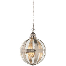 Pendant Lamp Glass Ball Antique