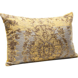 Cushion Kelim Pop Yellow 60x40cm