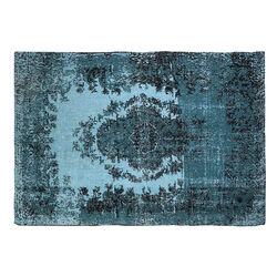 Carpet Kelim Pop Turquoise 240x170cm