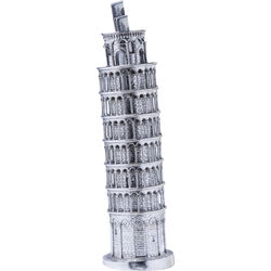 Money Box Tower of Pisa Chrome