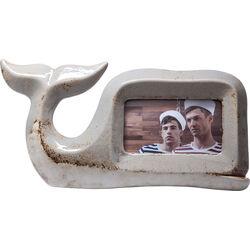 Frame Whale 8x13cm