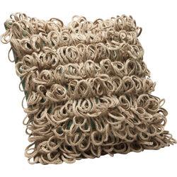Cushion Leaf 45x45cm