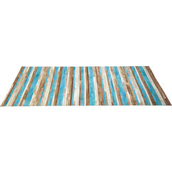 Carpet Stripes Aqua 170x240cm