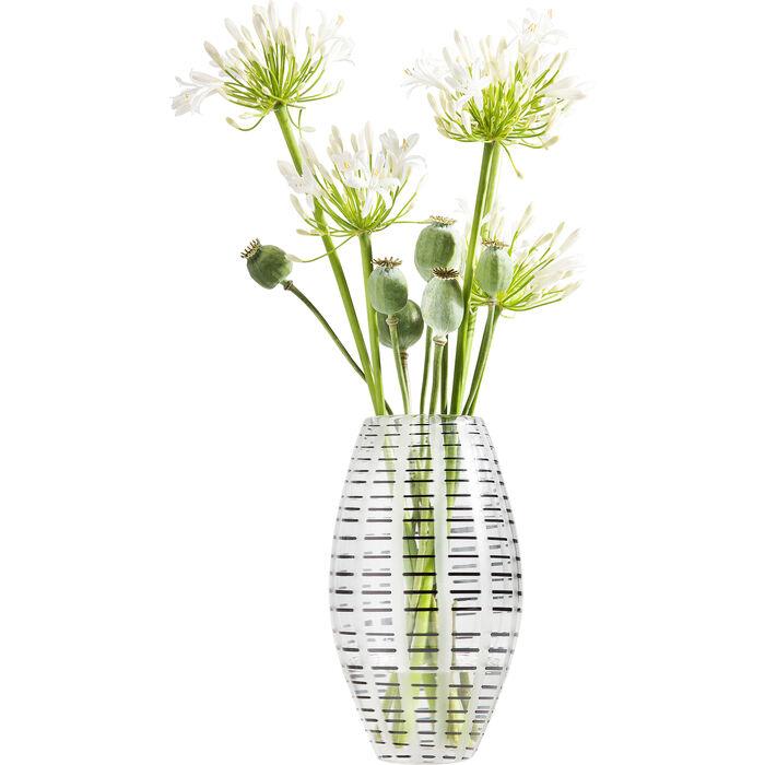 vase grid 29cm kare design. Black Bedroom Furniture Sets. Home Design Ideas