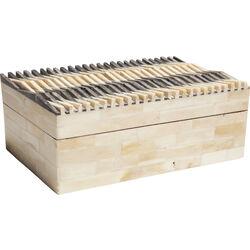 Deco Box Africano Gear 13x20cm