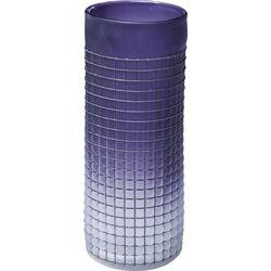 Vase Grata Purple 33cm