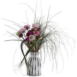 Deco Vase Black Line 25cm
