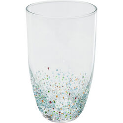Long Drink Glass Marino
