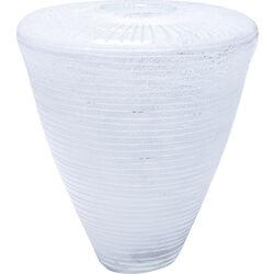 Vase Melone White 25cm