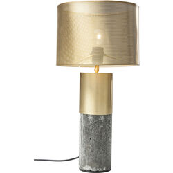 Table Lamp Art Miami Gold