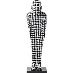 Deco Figurine Welcome Guests Checker Big