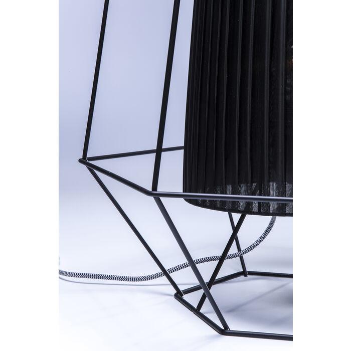 Table Lamp Wire Black Kare Design