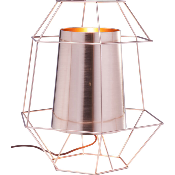 Table lamp wire copper kare design greentooth Choice Image