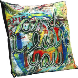 Cushion And I Love You 45x45cm