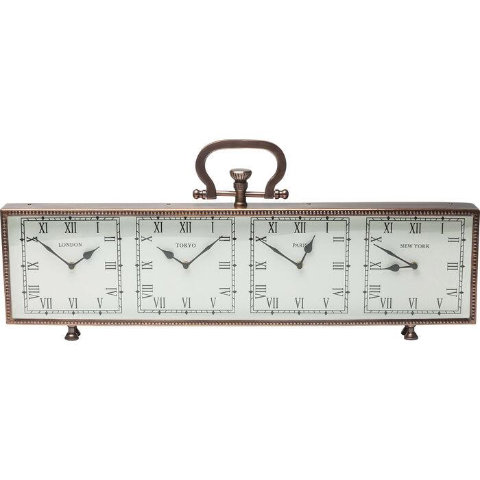 Tischuhr timer kare design for Kare design tischuhr