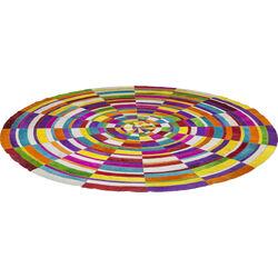 Carpet Spiral Colore Ø250cm