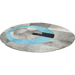 Carpet Art Circles Ø150cm
