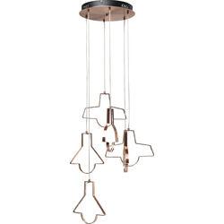 Pendant Lamp Foggia LED 6-lite