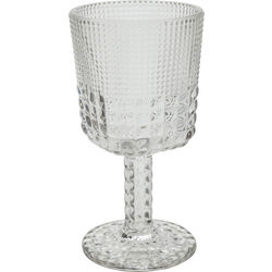 Red Wine Glass Versailles