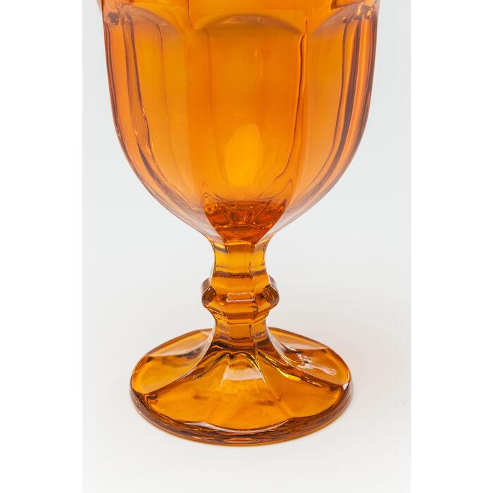 wine glass goblet orange kare design. Black Bedroom Furniture Sets. Home Design Ideas