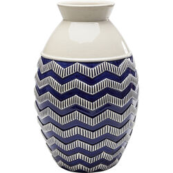 Deco Vase Sea Breeze Belly 38cm