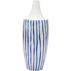 Vase Blue Line 40cm