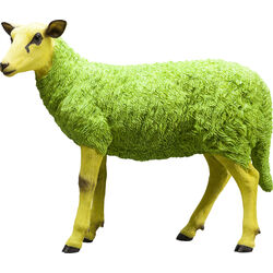 Deko Figur Sheep Colore Green