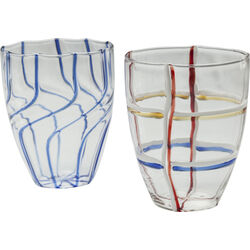 Tumbler Cross Line Assorted