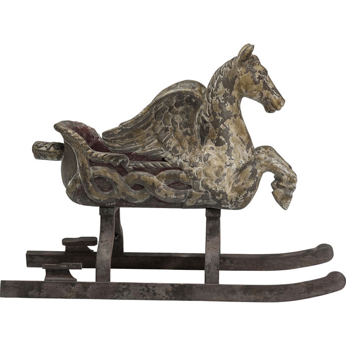 objet d coratif flying horse kare design. Black Bedroom Furniture Sets. Home Design Ideas
