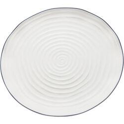 Plate Swirl Ø31cm
