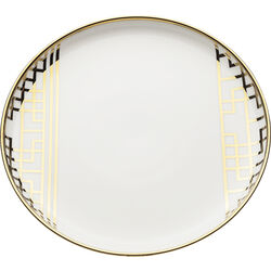Plate Ceasars Palace Ø27cm