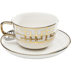Coffee Cup Ceasars Palace (2-Set)